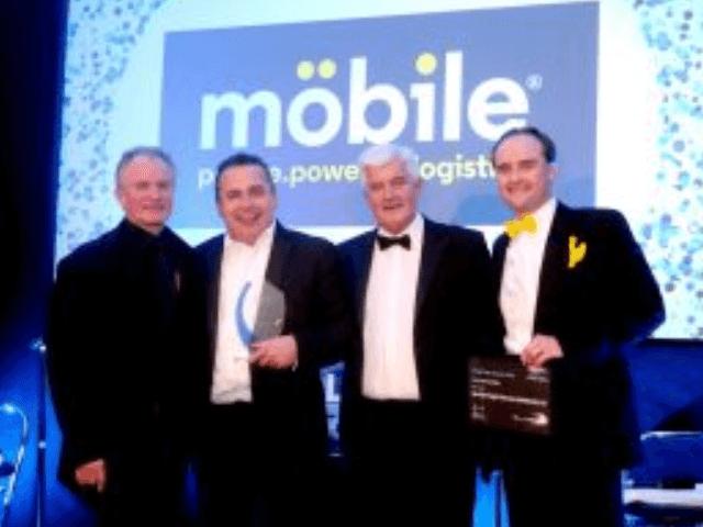 Mobile Picks Up Network Sales Award