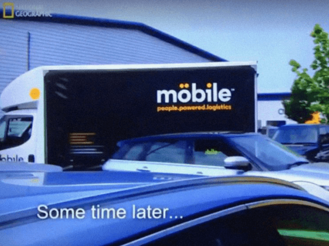 Mobile takes a starring role in National Geographic hit programme